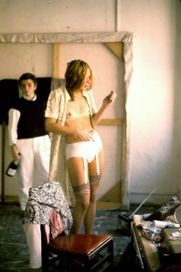delia & elaine 1974
