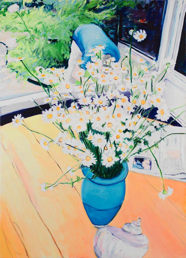 daisies & gardening