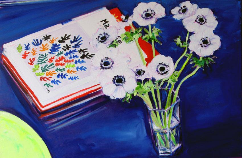 matisse & anemones